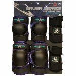 Triple 8 Galaxy Protective 3-Pack-XS