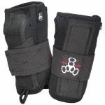 Triple 8 Undercover Wristguard-Black-S