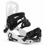 Union Expedition Snowboard Binding-White-L