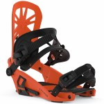 Union Expedition Snowboard Binding-Orange-M