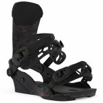 Union FF Snowboard Binding-Black-L