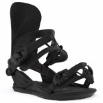 Union Ultra Snowboard Binding-Black-M