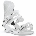 Union Ultra Snowboard Binding-White-M