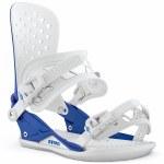 Union Strata Snowboard Binding-Metallic Blue-M