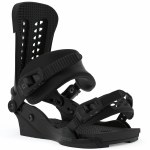 Union Force Snowboard Binding-Black-S