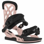 Union Contact Pro Snowboard Binding-Pink-M