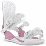 Union Legacy Snowboard Binding-Metallic Pink-S