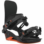 Union Mens Atlas FC Snowboard Binding-Black-M