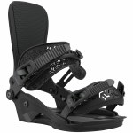 Union Mens Atlas Snowboard Binding-Black-L
