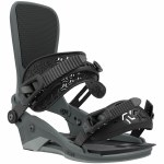 Union Mens Atlas Snowboard Binding-Titanium-M