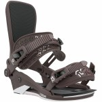 Union Mens Atlas Snowboard Binding-Espresso-M