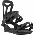 Union Mens Falcor Snowboard Binding-Black-L