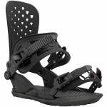 Union Mens Strata Snowboard Binding-Black-M