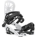 Union Mens Expedition Snowboard Binding-White -M