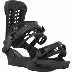 Union Womens Trilogy Snowboard Binding-Black-M