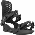 Union Womens Legacy Snowboard Binding-Black-M