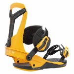 Union Mens Falcor Snowboard Binding-Yellow-M