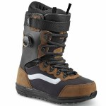 Vans Mens Infuse Snowboard Boot-Pat Moore Brown/Black-8.5