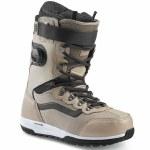 Vans Mens Infuse Snowboard Boot-Khaki/Black-10.0