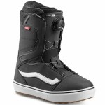 Vans Mens Aura OG Snowboard Boot-Black/White 19-8.0