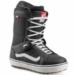 Vans Womens Hi Standard OG Snowboard Boot-Black/White 19-7.5