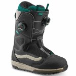Vans Womens Viaje Snowboard Boot-Black/Tidepool-8.0