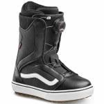Vans Womens Encore OG Snowboard Boot-Black/White 19-9.0