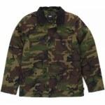 Vans Mens Drill Chore Coat Jacket-Camo-S