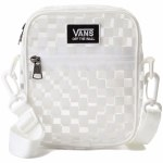 Vans Womens Street Ready Clear Crossbody Hip Pack-White Checkerboard-OS