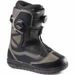Vans Mens Verse Bryan Iguchi Snowboard Boot-Black/Grey-8