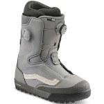 Vans Mens Aura Pro Snowboard Boot-Grey/Marshmallow-7.5