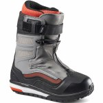 Vans Mens Hi Country and Hell Bound Sam Taxwood Snowboard Boot-Grey/Black-9