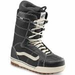 Vans Mens Hi Standard Pro Snowboard Boot-Black/Classic White-13