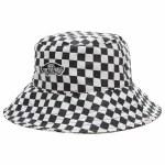 Vans Womens Level Up Bucket Hat-Checkerboard-S/M