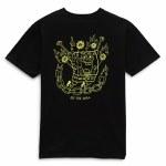 Vans Mens X SpongeBob Jump Short Sleeve T-Shirt-Gigliotti-M
