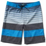 Vans Era Boardshorts Boys-Black Compass Stripe-22