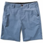 Vans Gaviota Heather Deck Sider Short Boys-Blue Mirage-22