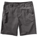 Vans Gaviota Heather Deck Sider Short Boys-Charcoal-22