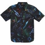 Vans Neo Jungle Short Sleeve Woven Shirt Boys-Neo Jungle-M