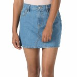 Vans Valley View Skirt Womens-Mixed Blues-11