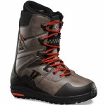 Vans Sequal Snowboard Boot-Brown/Orange-11