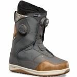 Vans Encore Pro Snowboard Boot Womens-Grey/Brown-9