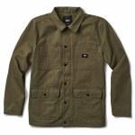 Vans Mens Drill Chore Lined Coat Jacket-Grape Leaf (Ripstop)-S