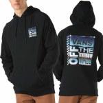 Vans Mens Versa Hoodie-Black(AVE)-S