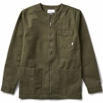 Vans Mens Unionvale Shirt Jacket-Grape Leaf-S