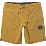 Vissla Mens Solid Sets 18.5 Boardshort-Golden Hour-34