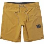 Vissla Mens Solid Sets 18.5 Boardshort-Golden Hour-36