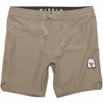 Vissla Solid Sets Boardshorts-Khaki-28
