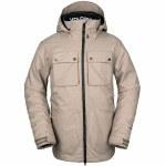 Volcom Pat Moore 3-In-1 Jacket-Teak-XL