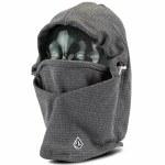 Volcom Polartec Hood Thingy-Heather Grey-OS